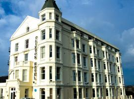 Clifton Hotel, hotel in Scarborough