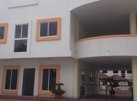 Hotel Albatros Palace, hotel in Manzanillo