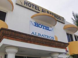 Hotel Albatros, hotel in Manzanillo