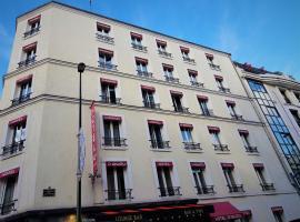 Hôtel D'Anjou, hotel near Les Sablons Metro Station, Levallois-Perret