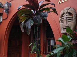 Hostel La Corte, hotel in San José