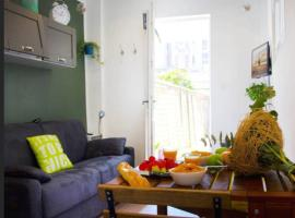 LE REFUGE, apartment in Nice
