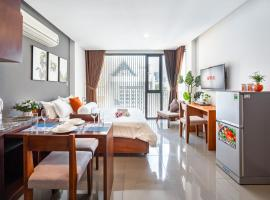 Mellivoras's Sai Gon - The Aparthotel, serviced apartment in Ho Chi Minh City