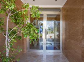 Hotel Happy, hôtel à Battipaglia