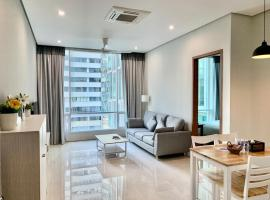 KLCC Soho Suites Central Location, serviced apartment in Kuala Lumpur