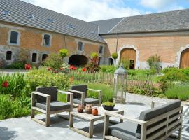 Aux 4 Saules de 4 Wilgen, hotel near Castle of the Counts of Marchin, Vierset-Barse