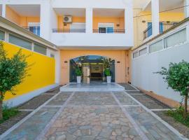Matthias Hotel Apartments, apartment in Adelianos Kampos