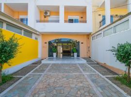 Matthias Hotel Apartments, serviced apartment in Adelianos Kampos