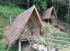 Tentstar Eco Resort, campground in San Vicente