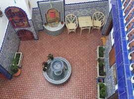 Riad del cielo, hotel en Asilah