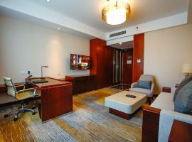 Courtyard by Marriott Wuxi Lihu Lake, hotel in Wuxi