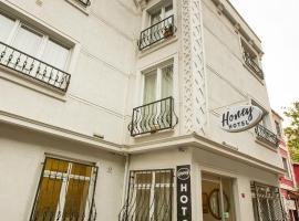 Honey Hotel, hotel v destinaci Istanbul