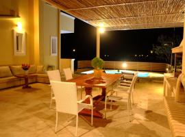 VILLA KONSTANTINOS, pet-friendly hotel in Aegina Town