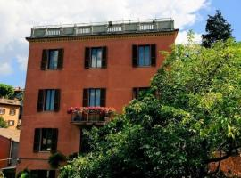 Hotel San Sebastiano, hotel a Perugia