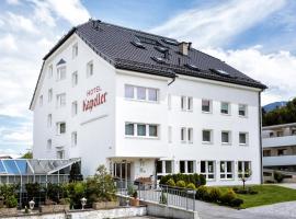 Hotel Kapeller Innsbruck, boutique hotel in Innsbruck