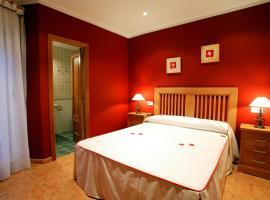 APARTAMENTOS HOTEL 77, hotel in Ayora