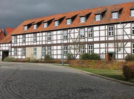 Hotel zum Brauhaus, hotel in Quedlinburg