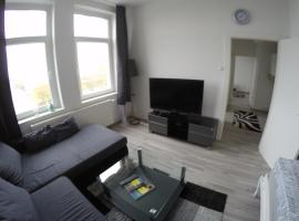 Clean & Central 2 Room Apartment 50m², apartment in Hannover