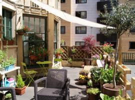 Aloha Hostel, hotel near Pamplona Airport - PNA,