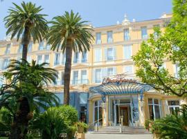 Hôtel Miléade L'Orangeraie - Menton, hotel near La Palmosa Hospital, Menton
