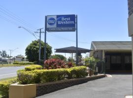Best Western Cattle City Motor Inn, hotel in Rockhampton