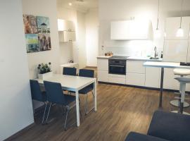 Stylisch eingerichtete Wohnung mitten in München!, apartment in Munich