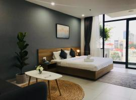 The Green House - Serviced Apartment, hotel near Ho Nam Ecotourism Complex, Thu Dau Mot