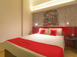 RedDoorz @ Geylang (SG Clean), hotel near National Service Resort and Country Club, Singapore