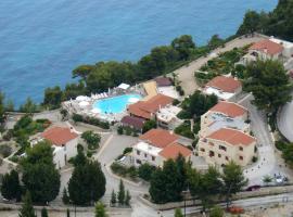 Milia Bay Hotel Apartments, hotell nära Skopelos hamn, Milia