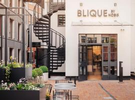 Blique by Nobis, Stockholm, a Member of Design Hotels™, отель в Стокгольме