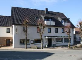Gasthof Grofe, hotel near Hellweg Brine Thermal Bath, Effeln