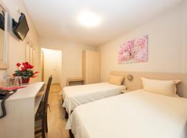 Family Hotel Madrid, хотел близо до Метростанция Младост 1, София