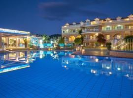 Ionion Blue Hotel, hotel in Kalamaki