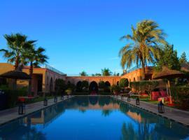 Villa Dar Jmel, villa in Marrakesh