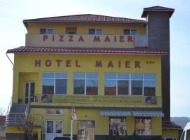 Hotel Maier, hotel near Prislop Monastery, Hunedoara