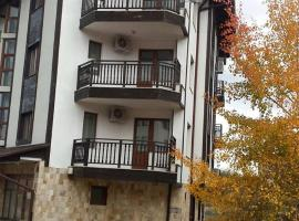 Apartment ELI with mountain view, апартамент в Банско