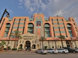 Mena Andalusia Riyadh, hotel em Riyadh
