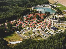 Trixi Ferienpark Zittauer Gebirge, Hotel in Großschönau