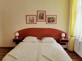 Apartment Amandment, hotel in Prague