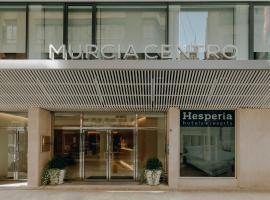 Hesperia Murcia Centro, hotel in Murcia