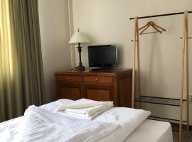 Hotel Majovey, hotel v Žiline