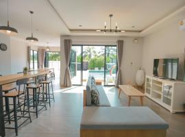 Aonang nine poolvilla, villa in Ao Nang Beach