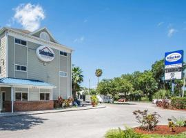 Suburban Extended Stay Hotel Airport, hotel near Tampa International Airport - TPA, Tampa