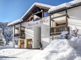 Residence Villa al Sole, apartment in Selva di Val Gardena