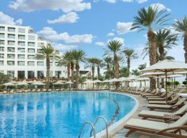 Isrotel Dead Sea Hotel, luxury hotel in Ein Bokek