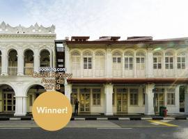 ZEN Premium Kampong Glam, hotel near Aliwal Arts Centre, Singapore