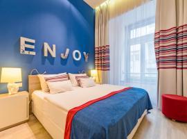 Estilo Fashion Hotel Budapest, готель біля визначного місця Цитадель, у Будапешті