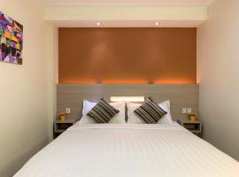 The Vibe Inn, hotel in Yangon