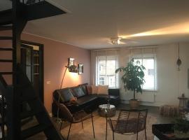 Pakhuis 5, apartment in Katwijk aan Zee