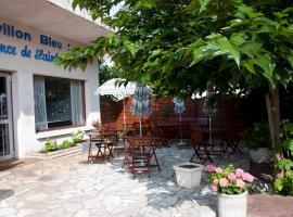 Le Pavillon Bleu Hotel Restaurant, hôtel à Royan